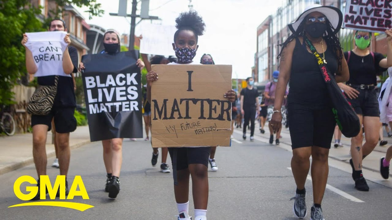 Young people join the fight against racism