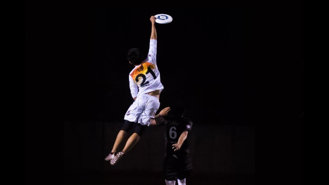 audl monster ultimate frisbee