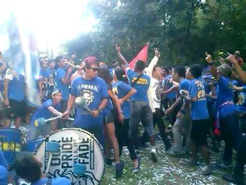 Aremania GBK JAKARTA(2)