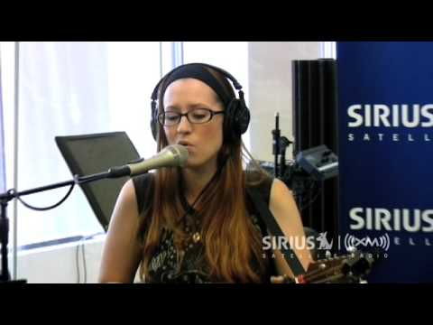 "Ingrid Michaelson New Single ""Maybe"" Acoustic Live at SiriusXM"