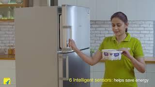 Bosch Frost Free Double Door Refrigerator