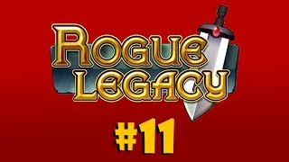 Český Playthrough Rogue Legacy #11: Já vs. Herodotus