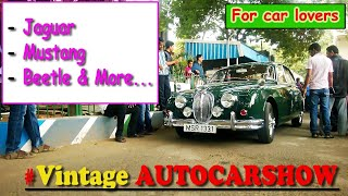 Autocarshow #Classic #Vintage cars - Music Star