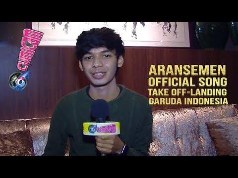 Alffy Rev Terpilih Mengaransemen Lagu untuk Pesawat Garuda Indonesia - Cumicam 10 Oktober 2018
