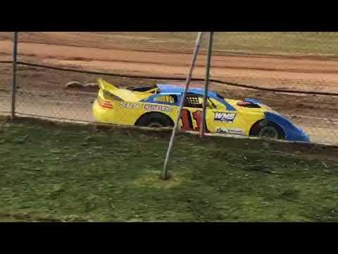 Gil Aylett- practice Latrobe speedway 8/9/18