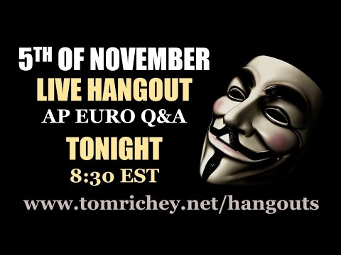 5th of November LIVE HANGOUT (Absolutism, Stuart England, Scientific Revolution)