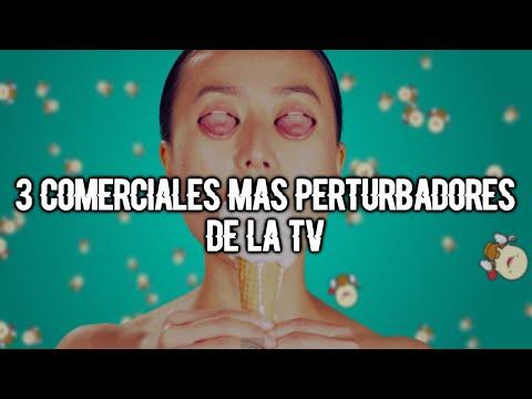Los 3 comerciales mas Perturbadores de la Television