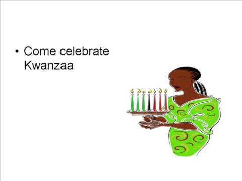 Seven Days of Kwanzaa With Lyrics