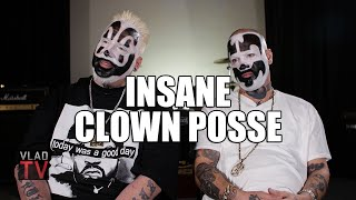 Insane Clown Posse on the Rumor That They're Secretly Evangelical Christians (Part 7)