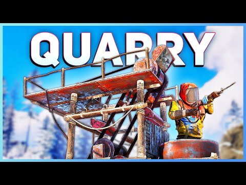 Mining Quarry Guide