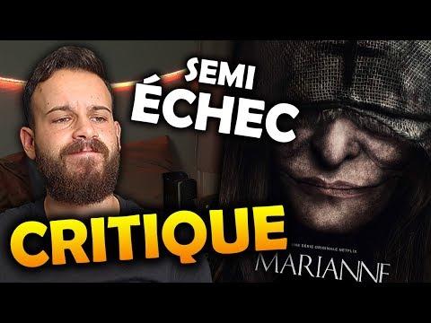 MARIANNE SAISON 1 - CRITIQUE
