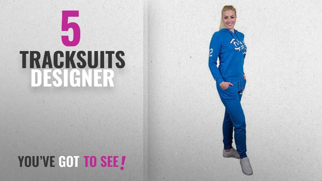 7df2ca29ddd Top 10 Tracksuits Designer  2018   James and Paul Womens Tracksuits Sets