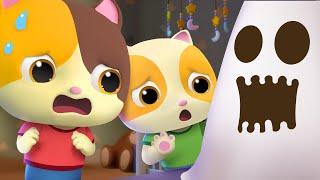 Monsters in the Dark | Doctor Cartoon, Playground Song | BabyBus  Nursery Rhymes & Kids Songs