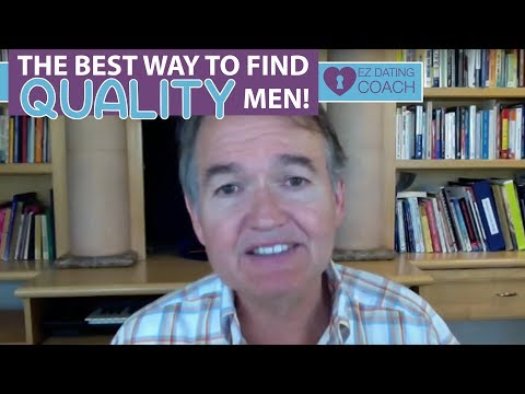 12   What is the best way for women to meet high quality men