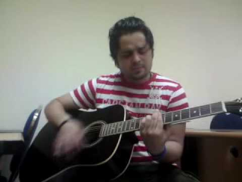 Staind Outside Cover Chords Acoustic Youtube