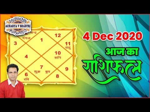 4 December AAJ KA RASHIFAL | आज का राशिफल | मेष से मीन | Daily Rashifal Horoscope