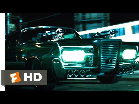 The Green Hornet 2011  That's a Very Big Gun  910  Movies