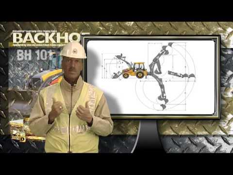 Heavy Equipment Training Video - Backhoe Orientation
