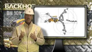 Heavy Equipment Training Video - Backhoe Orientation
