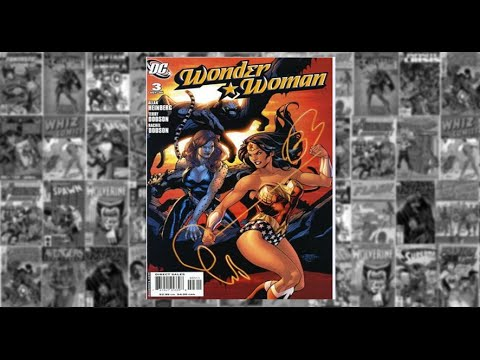"""Wonder Woman: v3  # 3, """"Who is Wonder Woman? (Part 3 of 5)"""""""