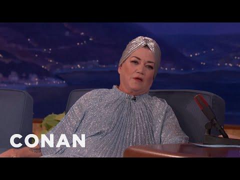 Lea DeLaria Won't Be The Face Of Dolphin Dildos  - CONAN on TBS