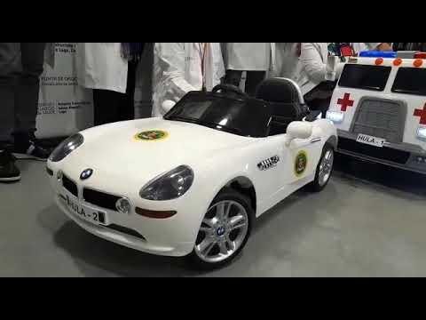 El Hula estrena coches para hacer más llevadero el viaje al quirófano