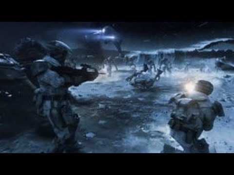 [A Storm in the Snow] Halo Army Simulation