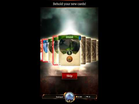 Check out the cool cards I got in #Earthcore #gameplay #tcg