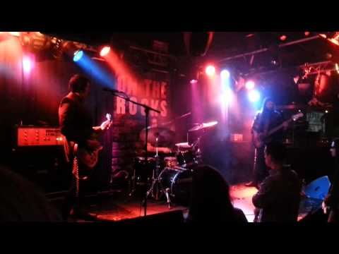 The Golden Grass - On the Rocks, Helsinki, 24.11.2014