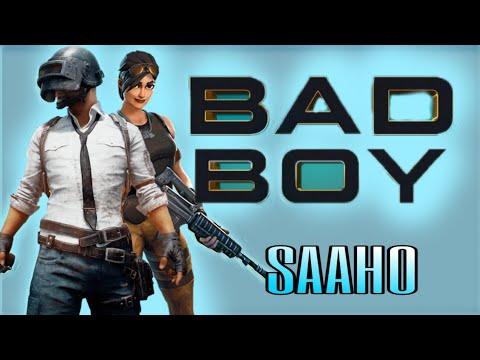 saaho:-bad-boy-song-pubg-animation