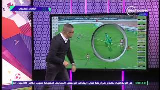 الكورة مع عفيفي - تحليل طريقة لعب النادي الاهلي في الاسبوع الماضي مع أحمد عفيفي