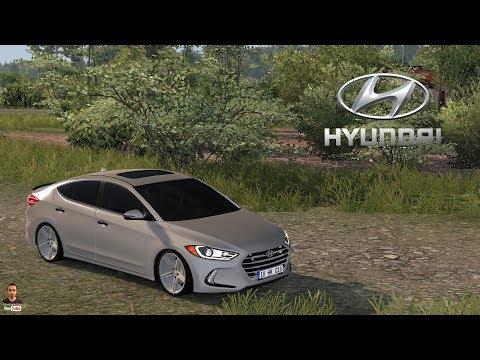 [ETS2. V1.28]...PDT...Hyundai Elantra 2017