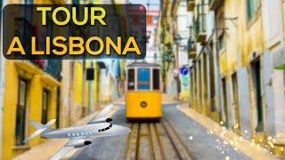 Vacanza in Portogallo? (Lisbona e Porto) cosa vedere - viaggio SPETTACOLARE! (ma quante scaaaale)