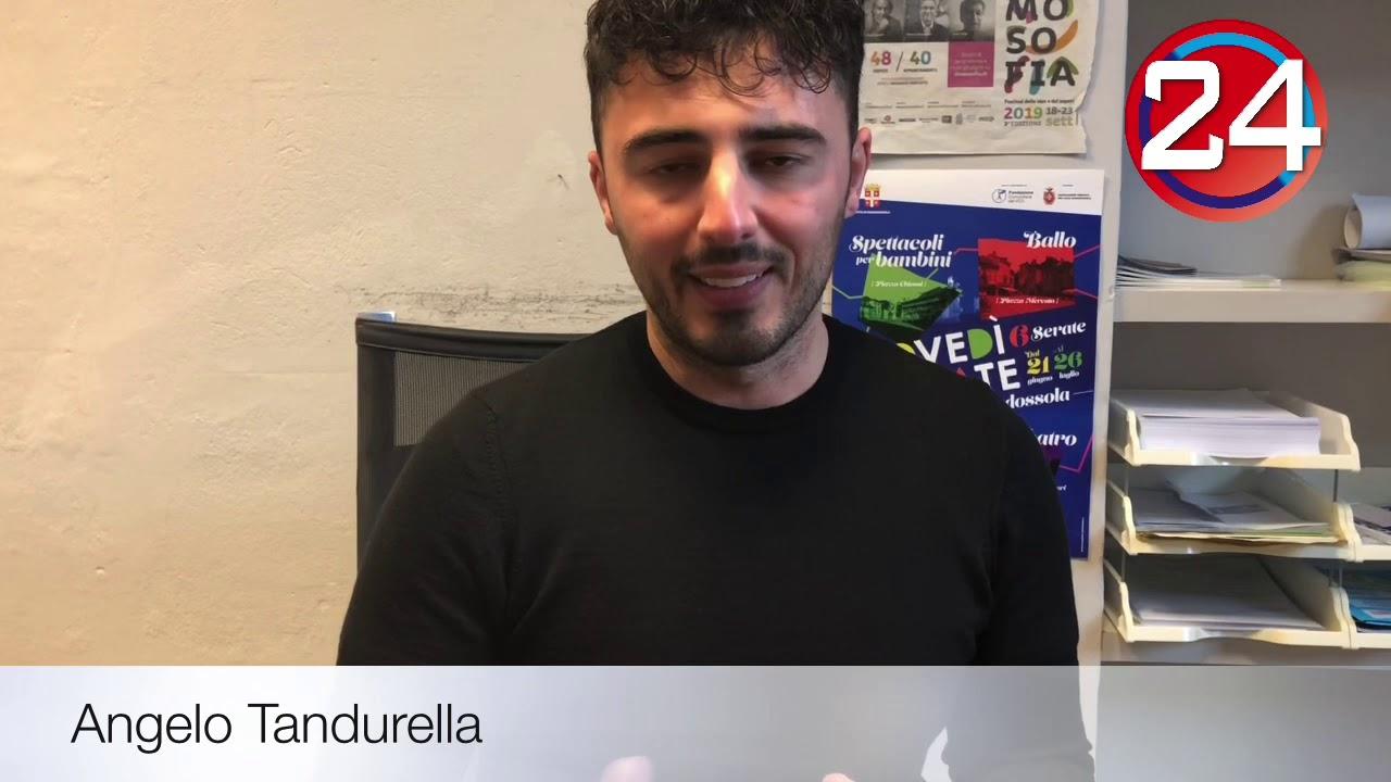 Intervista ad Angelo Tandurella