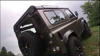 Land Rover Defender 2012 static images