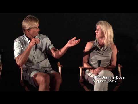 TAKE EVERY WAVE: Alec Baldwin & Laird Hamilton at Hamptons Film SummerDocs