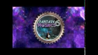 Fantasy Mosaics 6: Into the Unknown Gameplay