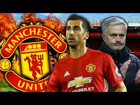 Will Henrikh Mkhitaryan Save Manchester United's?!   Euro Round-Up
