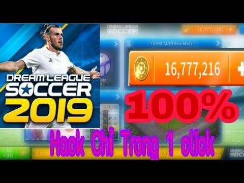 hướng dẫn hack dream league soccer 2018 - [ ĐAG ] Hướng Dẫn Hack Tiền Đream League Soccer 2019 Đơn Giản Hiệu Quả Chỉ Trong 1 Click