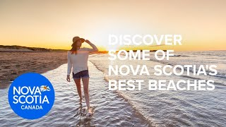 Discover some of Nova Scotia's Best Beaches
