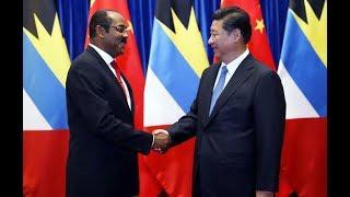 China Compra el país Caribeño Antigua y Barbuda.