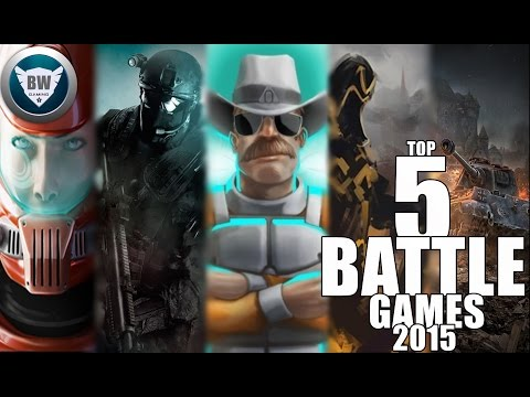 TOP 5 BETTLE GAMES ANDROID,IOS,PC,XBOX 360,XBOX LIVE 2015 1080HD