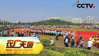 《农广天地》 20190612 放飞梦想 全国农民风筝大赛(上)| CCTV农业