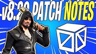 THE PIRATE EVENT IS HERE! Update v8.20 Patch Notes | Fortnite Save The World News