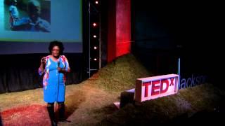 Sowing seeds of change | Pamela Shaw | TEDxJackson