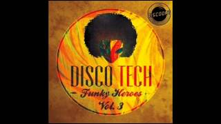 Disco Tech - Stars In The Ghetto