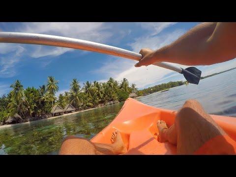 KAPINGAMARANGI - Un paraíso perdido en el Pacífico (Micronesia) GoProHD