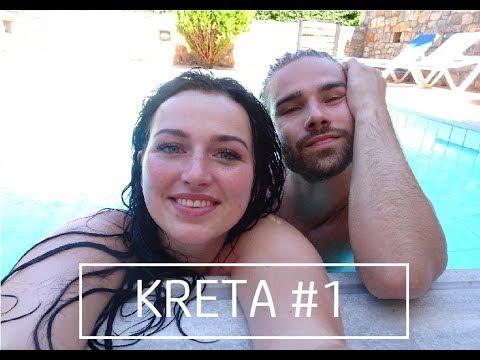 LIZE & KEN - KRETA VLOG #5- HELEMAAL VERBRAND