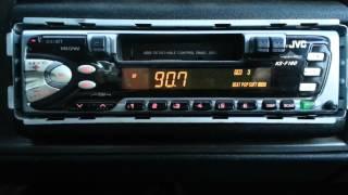 FM E-Skip #2: 90.7 FM KQLV Santa Fe, NM