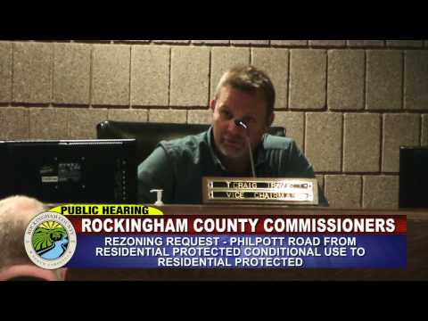 June 2, 2014 - Rockingham County Board of Commissioners Meeting